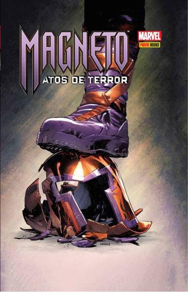 Magneto - Ato de Terror