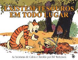Calvin & Haroldo - Existem tesouros em todo lugar