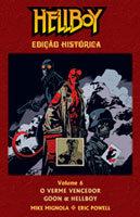 Hellboy – Edição Histórica – Volume 6 – O verme vencedor