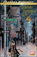 Quarteto Fantástico - 1234
