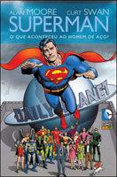Superman – O que aconteceu ao Homem de Aço?