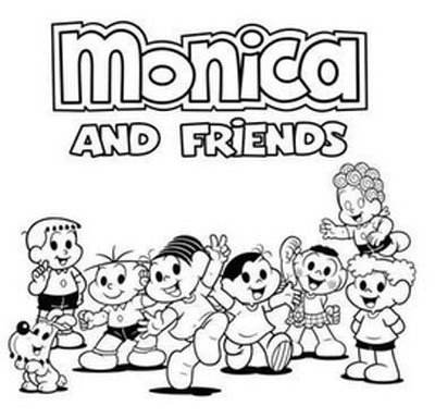 MonicaAndFriends