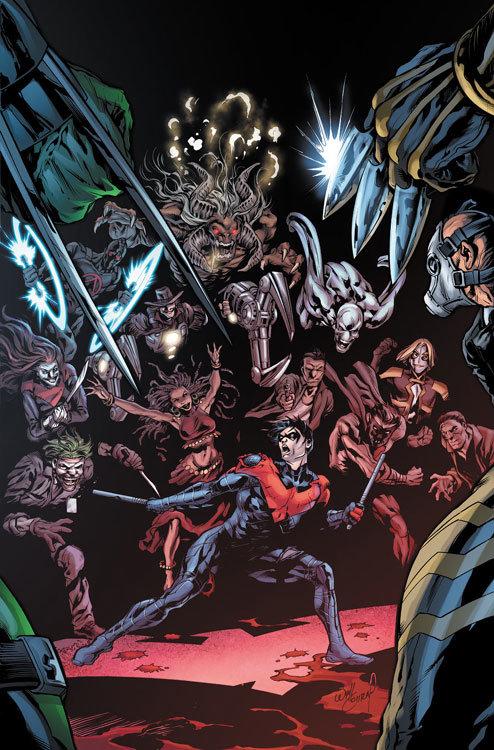 Nightwing # 29
