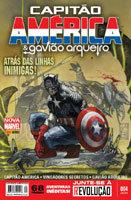 Capitão América & Gavião Arqueiro # 4