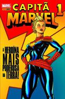 Capitã Marvel # 1