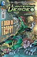 Lanterna Verde # 19