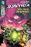 Liga da Justiça # 19