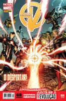 Os Vingadores # 4