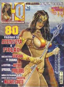 HQ - A Revista do Quadrinho Brasileiro # 4