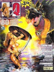 HQ - A Revista do Quadrinho Brasileiro # 5