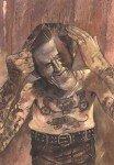 Velho Tatuado, por Davi Calil