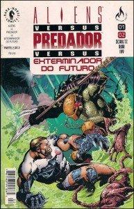 Aliens vs. Predador vs. Exterminador do Futuro # 2