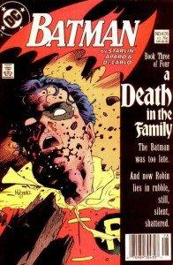 A Morte do Robin