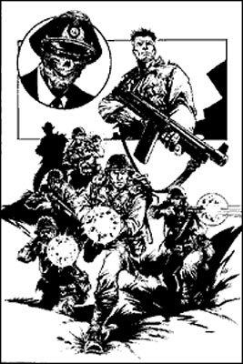 Captain America/Nick Fury: The Otherworld War