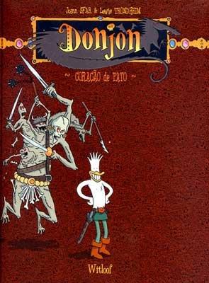Donjon Zenith 1 – Coração de Pato