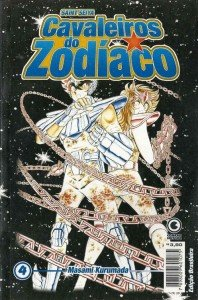 Cavaleiros do Zodíaco # 4