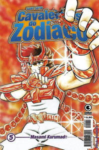 Cavaleiros do Zodíaco # 5