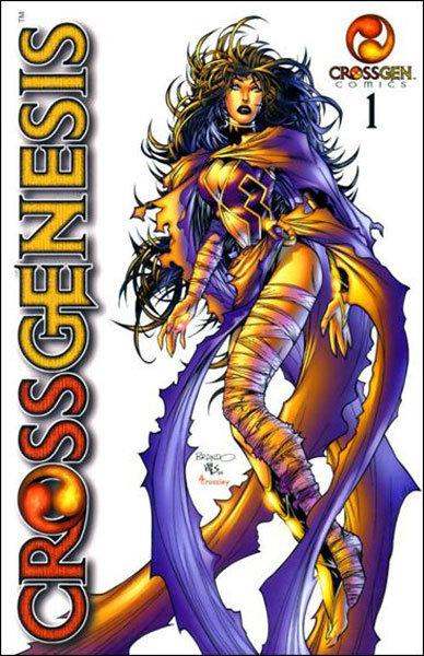 CrossGen Comics # 1