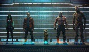 Imagem do filme Guardiões da Galáxia
