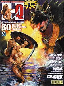 HQ - Revista do Quadrinhos Brasileiro