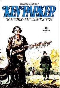 Ken Parker - Homicídio em Washington