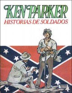 Ken Parker - Histórias de Soldados