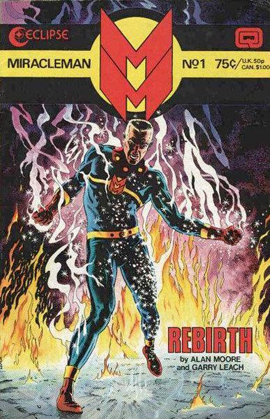 Miracleman # 1