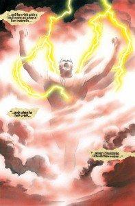 Capitão Marvel em O Reino do Amanhã