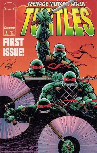 Teenage Mutant Ninja Turtles # 1