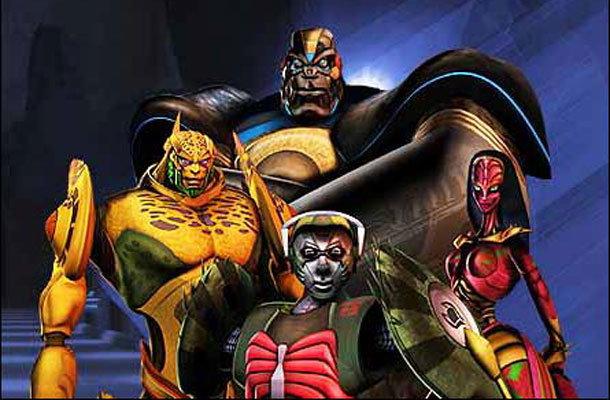 Transformers, coleção Beast Machines