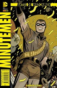 Antes de Watchmen – Volume 8 – Minutemen