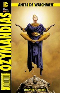 Antes de Watchmen – Volume 6 – Ozymandias