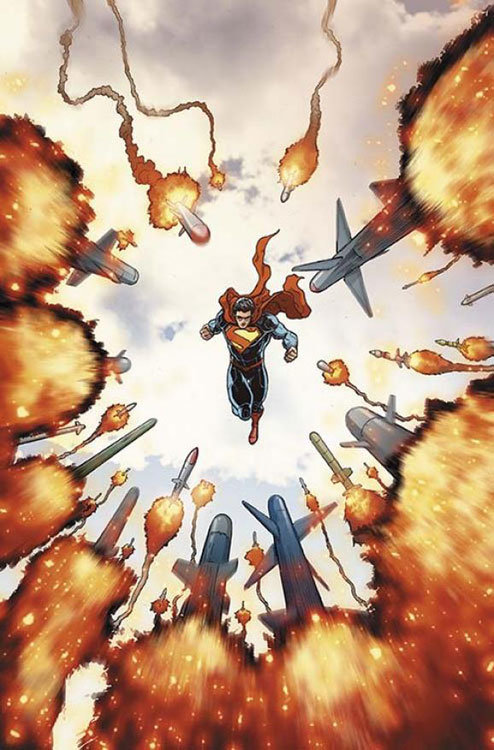 Action Comics # 30