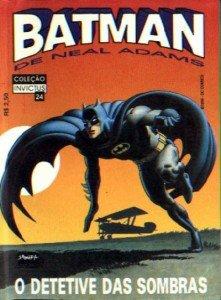 Coleção Invictus # 24 - Batman de Neal Adams