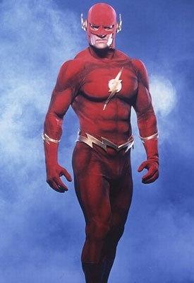 John Wesley Shipp como o Flash
