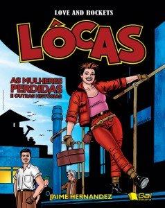 Love & Rockets – Lôcas – Volume 2 – As mulheres perdidas e outras histórias