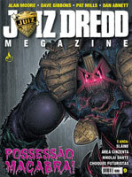 Juiz Dredd Megazine # 9