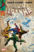 Coleção Histórica Marvel - O Homem-Aranha # 7