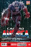 Capitão América & Gavião Arqueiro # 5