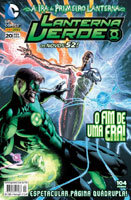 Lanterna Verde # 20