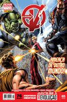 Os Vingadores # 5