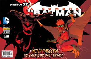 A Sombra do Batman # 20