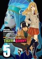 Tiger & Bunny # 5