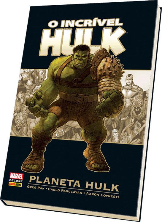 O Incrível Hulk - Planeta Hulk