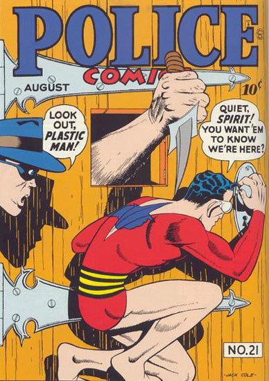 Police Comics # 21