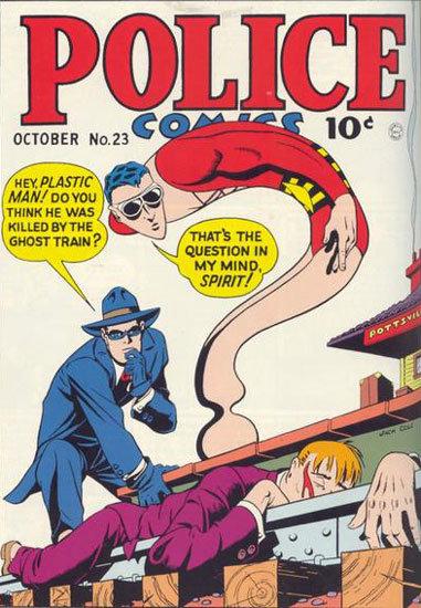 Police Comics # 23
