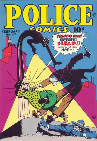 Police Comics # 27