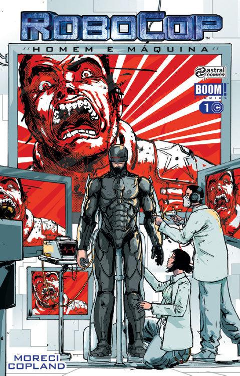 Robocop – Homem e Máquina