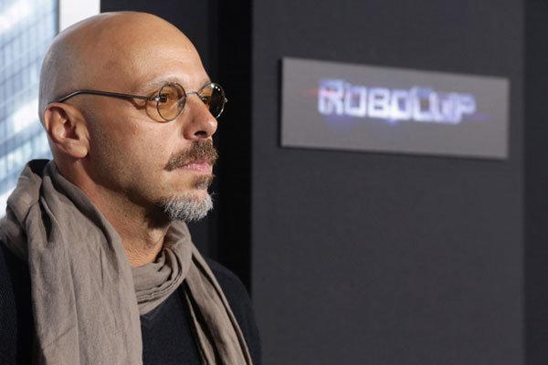 José Padilha na pré-estreia de Robocop