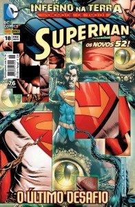 Superman # 18 - Novos 52